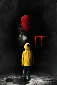 Caratula, cartel, poster o portada de It